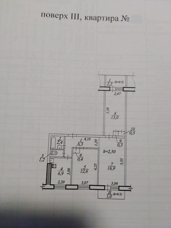 продам 3-комнатную квартиру Днепр, ул.Желваковского - Фото 2