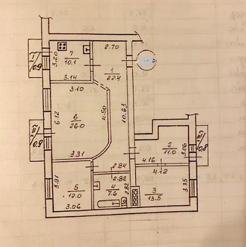 продам 4-комнатную квартиру Днепр, ул.Малышева , 32 - Фото 14